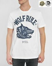 New Men's T-Shirt Diesel T-HORLEY TShirt Available in 3 Colours All Sizes RRP£40