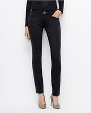 Ann Taylor - Misses' Black , Blue, or Grey Chic Knit Slim Ponte Pants $89.00