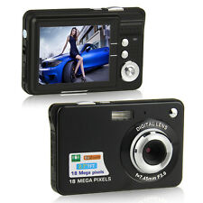 2.7'' TFT LCD HD 720P 18MP Digital Camcorder Camera 8x Digital Zoom Anti-shake