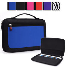 KroO Semi-Hard EVA Zipper Slim Sleeve Briefcase Cover fits 10 inch Tablet NDHD17