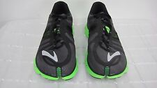 New! Brooks Men's Pure Flow 2 Running 1101371D333 Anthracite/Green/Black  / B17