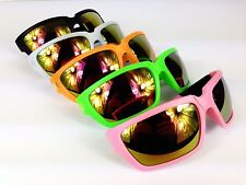 Sport Wrap Around Sunglasses by Rubber Johnnies Clubbing Eyewear Festival Party