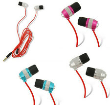 Super Bass Stereo In-Ear Earphone Headphone Headset For Tablet MP3 Samsung