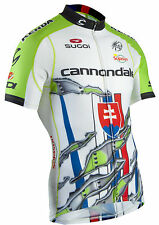 Peter Sagan 2014 Cannondale Green Machine Jersey - Limited Edition NEW