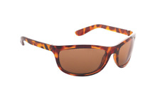 Fisherman Eyewear BOUNDARY Men's POLARIZED Sunglasses TORTOISE BROWN