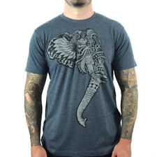 LOWBROW ART CO | India Mens T -shirt Tee Tattoo Art Alternative Skate Streetwear