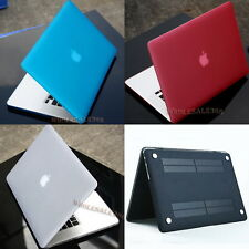 Matte Hard Case Cover Shell Clip Housing Protector fr Apple MacBook Pro 13 A1502