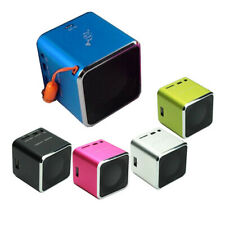 NEW MUSIC ANGEL JH-MD07U MINI DIGITAL SPEAKER FOR PHONE PC FM USB MICROSD/TF MP3