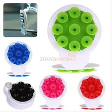 2pcs Silicone Suction Rubber Phone Stand Cup Holder for iPhone 6 plus 5s Phones