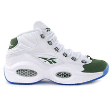 Reebok Classics Question Mid Green/White Allen Iverson Shoes 55990 NEW!