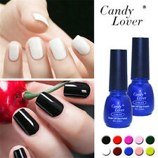 Candy Lover UV Gel Nail Polish Soak Off Shiny Varnish Nail art Varnish Manicure