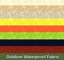 "Waterproof Anti Uv outdoor Soft Solid Canvas Denier fabric 60"" wide sold BTY"