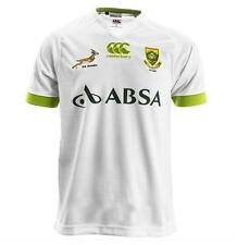 South Africa Springboks Pro Men Away Rugby Jersey Various Size