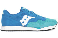 Saucony DXN Trainer 'Bermuda' Pack S70177-1 New Mens Blue Green Walking Shoes
