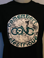 GONG CAMEMBERT ELECTRIQUE SHIRT hawkwind hawklords ozric tentacles Here and Now