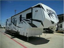2013 Keystone Raptor 367SE 5th Wheel Toy Hauler ---EXCELLENT CONDITION