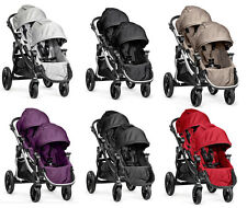 Brand New Baby Jogger City Select Stroller Double Pram 2015 - Free Second Seat