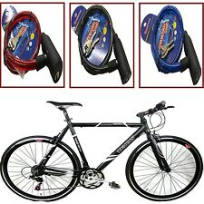 HEAVY DUTY CABLE BIKE BICYCLE SPIRAL SAFETY THICK SECURITY LOCK WITH 2 KEYS