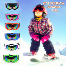 Motocross Scooter Dirt Bike Quad ATV SKI Racing Helmet Goggles Glasse Kid Child