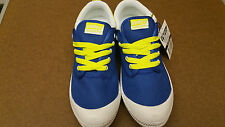 Volley International Womens Casual Sneakers Blue Yellow size 5,6,7,8,9