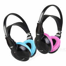 XTRONSpro KIDS Children Infrared Wireless IR Headphone 2CH for Car Headrest DVD