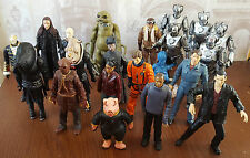 """Doctor Who 5"""" Action Figures! Pick Yours!"""