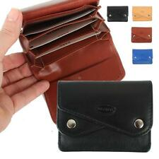 Mini Purse with Credit card fan small Leather Wallet Purse