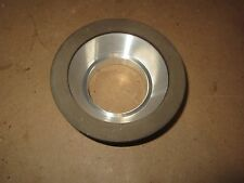 "Norton CBN Flared Cup Grinding Wheel 4"" x 2"" x 1/8"""