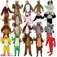 Adult Mens Ladies Animal Zoo Jungle Safari Hen Stag Party Fancy Dress Costume