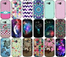 For Huawei Vision 2 II Snap On Design Accessory Protector Hard Cover Phone Case