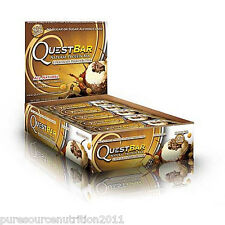 Quest Nutrition Protein Bars Bar 12 x 60g High Whey Supreme Chocolate Pea Butter