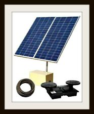 NEW HQ Solar Aeration Eco-Friendly Lake And Pond Aeration Systems 3/4 -3.0 Acres