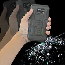 Rugged Hybrid Armor Shockproof Hard&Soft Rubber Heavy Duty Cover Case For Phone
