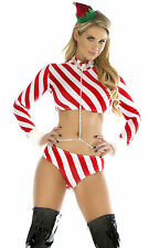 Candy Cane Sexy Holiday Set by Forplay