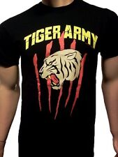 TIGER ARMY  MENS BAND T-SHIRT NEW FREE SHIPPING SIZE SM MED LG XL 2X