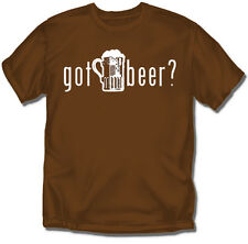 Got Beer ??? T-Shirt - Adult Sizes