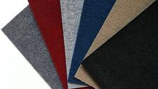 Carpet Tiles Peel and Stick 144 Square Feet Choice of Colors