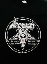 VENOM in league short sleeve shirt Slayer Exodus Bathory Celtic Frost Nifelheim