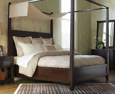 Thomasville Furniture Wanderlust Queen or King Canopy Bed