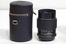 Auto-Sears (Mamiya/Sekor) 135mm f/2.8 M42 Screw Mount Lens, CLEAN & Tested