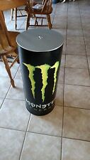 """MONSTER ENERGY DRINK INFLATABLE CAN 28"""" LONG ORIGINAL RARE!!! new"""