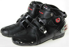 Motorcycle Offroad Sport Motorbike MXGP Racing Leather Boots Shoes Professional