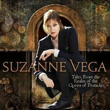 Suzanne Vega: Tales From The Realm Of The Queen Of Pentacles LP w/MP3 Download