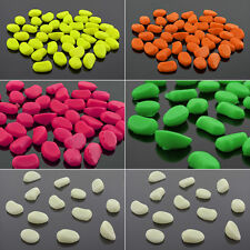 Glow in the dark Pebbles 315 pcs Home Garden Decor - 6 colors available