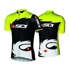 Mens Hot Outdoor Sports Bike Riding Cycling Bicycle Short Sleeve Jersey T-shirt
