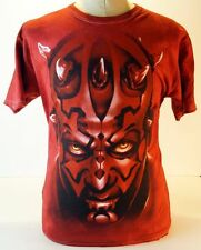 New Darth Maul Star Wars Short Sleeve Men's Graphic T-shirt M L XL NWOT!
