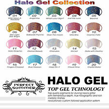 Choose Any PCS Gel Nail Polish Halo Lacquer Varnish UV LED Manicure Sparkle Kit