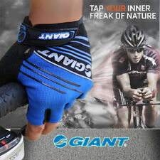 2015 New Genuine Giant Cycling Bicycle Bike Half Finger Antiskid gloves MTB Gel