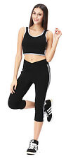 Neonysweets Women's Tight Running Yoga Pants Fitness Workout Leggings