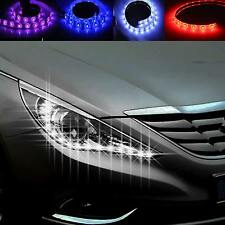 60cm Non/Waterproof LED Strip Flexible 3528 5630 SMD Light Camping Car Boat 12V